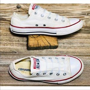 Converse Shoes - CONVERSE ALL-ST🌟R- unisex white chucks